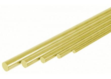 Pb modelisme mat riaux m tal tige laiton for Baguette laiton carrelage