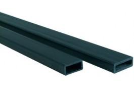 pb modelisme mat riaux tube rectangulaire carbone. Black Bedroom Furniture Sets. Home Design Ideas